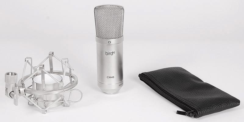 birdcm40micro-2 micro dans Matériels studio