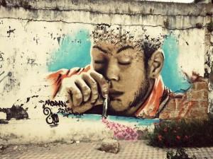 Graffiti Rabat dans GRAFFITI MAROC rabat-graffiti-300x225